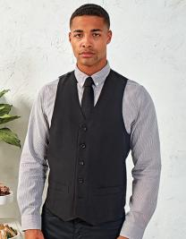 Men`s Lined Polyester Waistcoat
