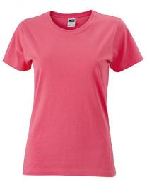 Ladies` Slim Fit-T