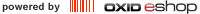 Shopping cart software by OXID eSales